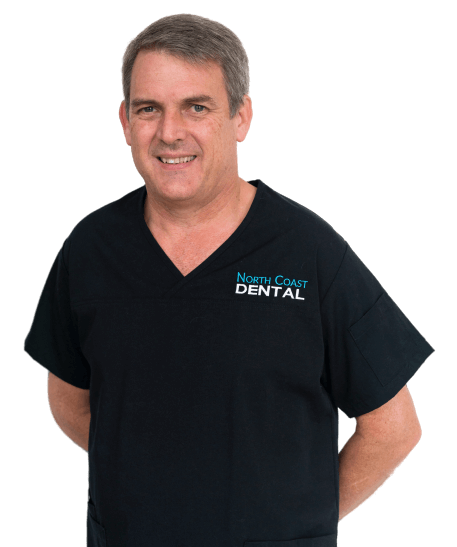 Dr Glen Hughes at North Coast Dental in Ballina NSW