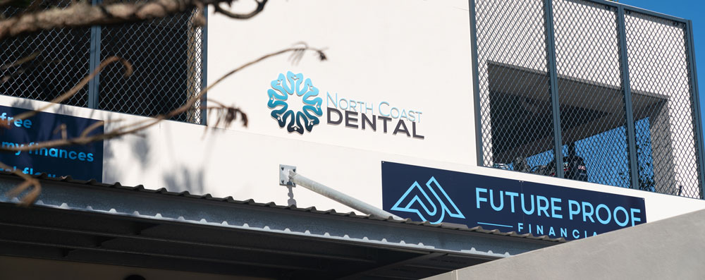 North Coast Dental Entrance